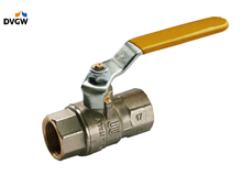 2-pcs. ball valve (Type 1011)