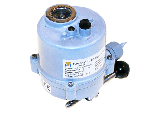 Electric actuator (Type 5630-004)