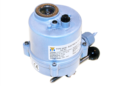 Electrical actuator (Type 5630-004)