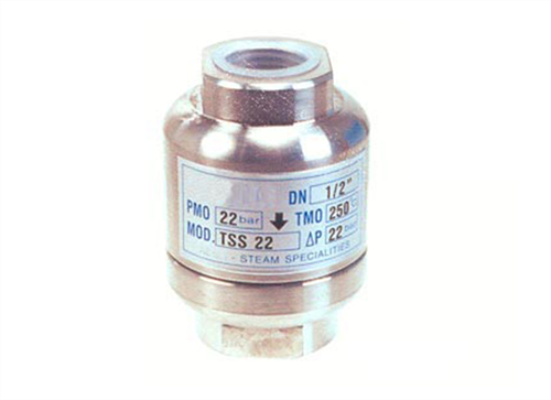 Thermostatic steam trap (TSS22)