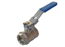 2-pcs. ball valve (Type 1003)