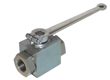 High pressure ball valve (Type 1170)