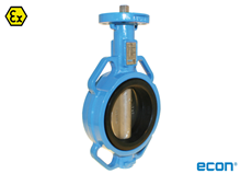 Wafer butterfly valve (Type E6730)