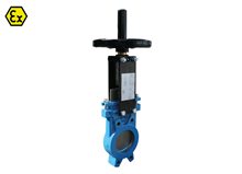 Knife gate valve (Type 3050)
