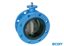Double flanged butterfly valve (Fig. 4620/4630)