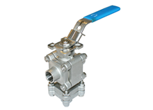 3-way ball valve (Type 1792)
