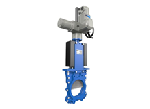 Knife gate valve (Type B)